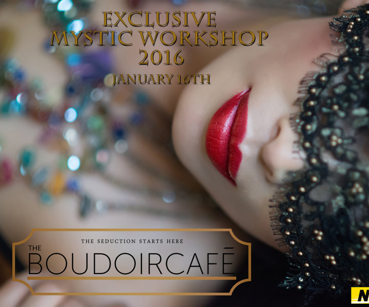 MYSTIC SEMINARS_THE BOUDOIR CAFE